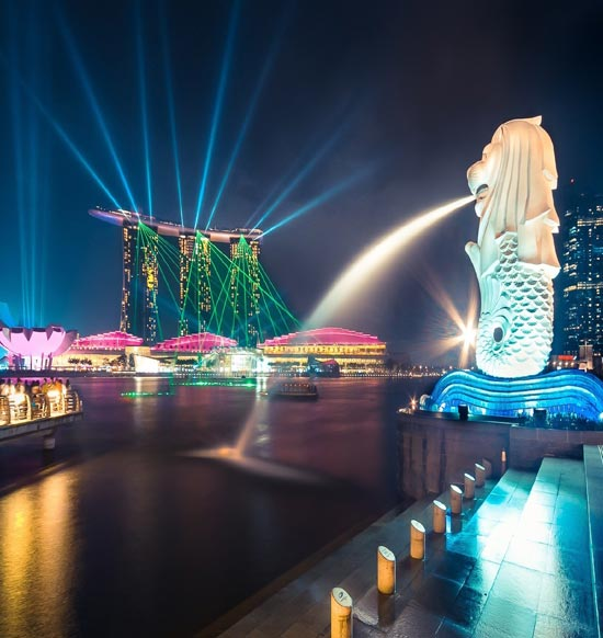 Singapore Single Entry Visa