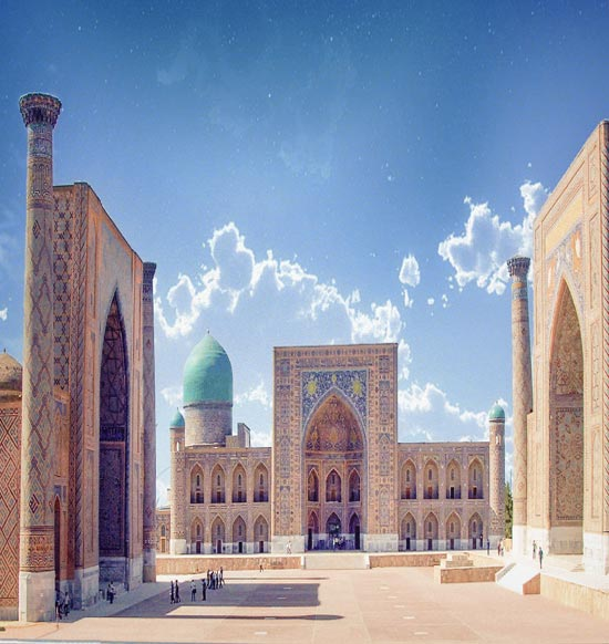 Uzbekistan Single Entry Visa