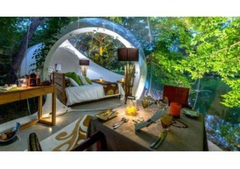 The Bubble Hotel | Enjoy '5 Million Star' View from Bed